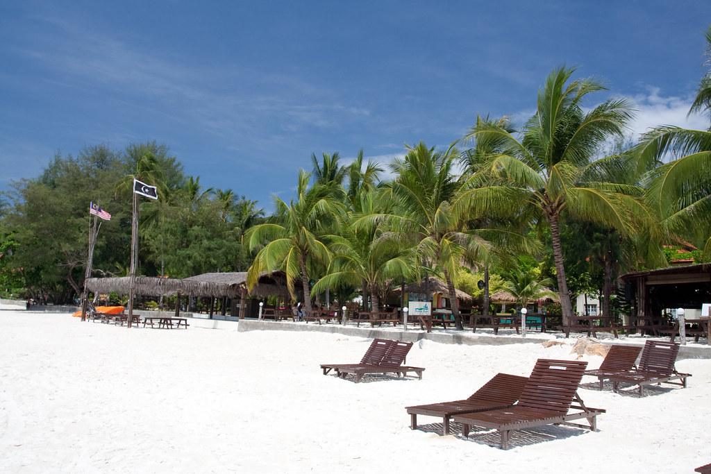Hotel In Redang Beach