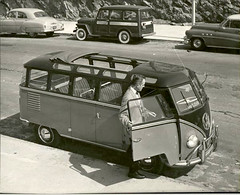 Vintage 1954 23-window VW Bus Split Screen | by VWBuses
