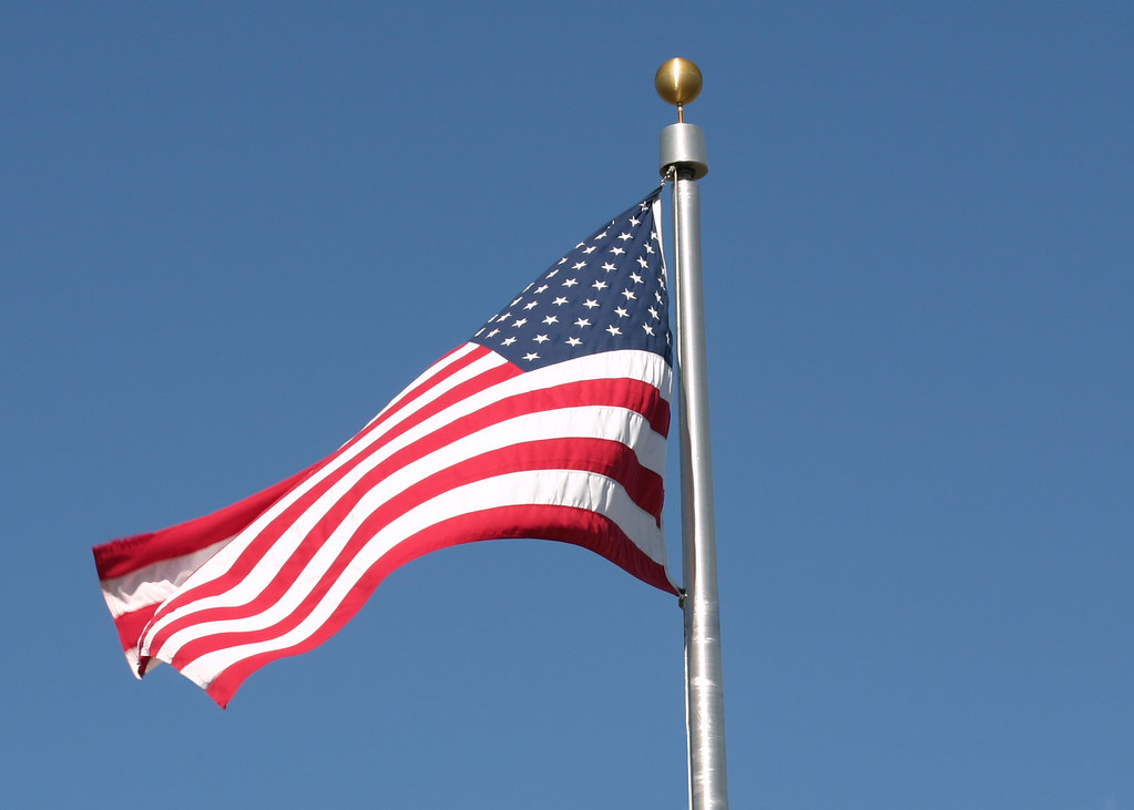 Image Result For Waving American Flag