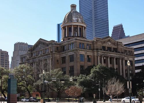 Harris County Courthouse Semi Retired Houston Tx Flickr