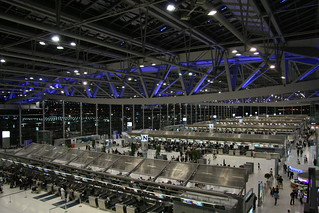 Suvarnabhumi airport terminal | by Travel Aficionado