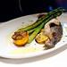 Wood-Oven Roasted Whole Fish with Meyer Lemon, Asparagus