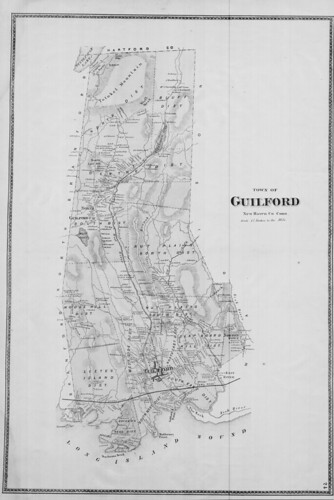 Town of Guilford, Conn.  (Petersen Collection) | by uconnlibrariesmagic
