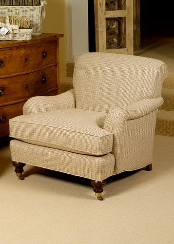 Griffith Cream Chair | by Bella Patina