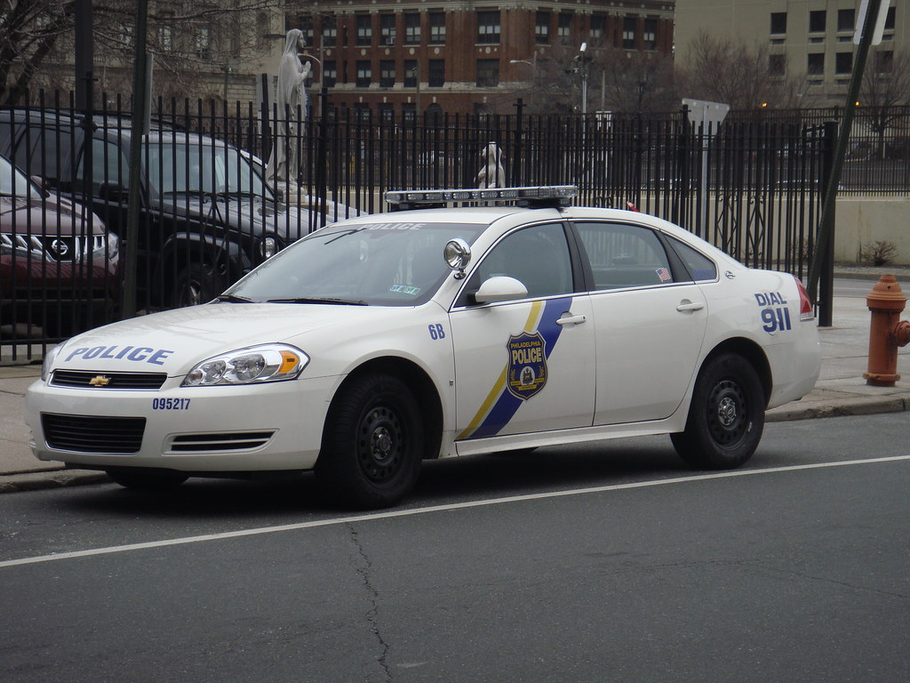 Philadelphia Pd Pennsylvania Philadelphia Police