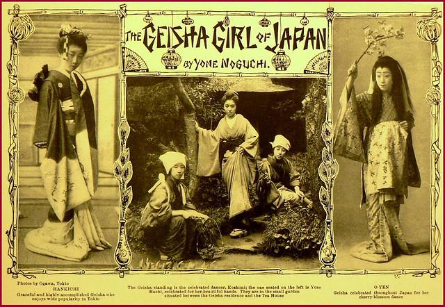free geisha essay