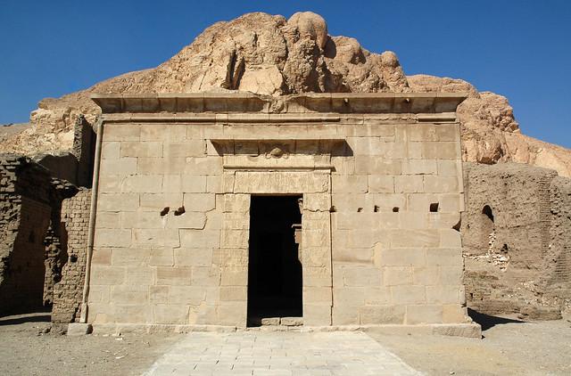 Deir el-Medina, a vila operária do Egito Antigo