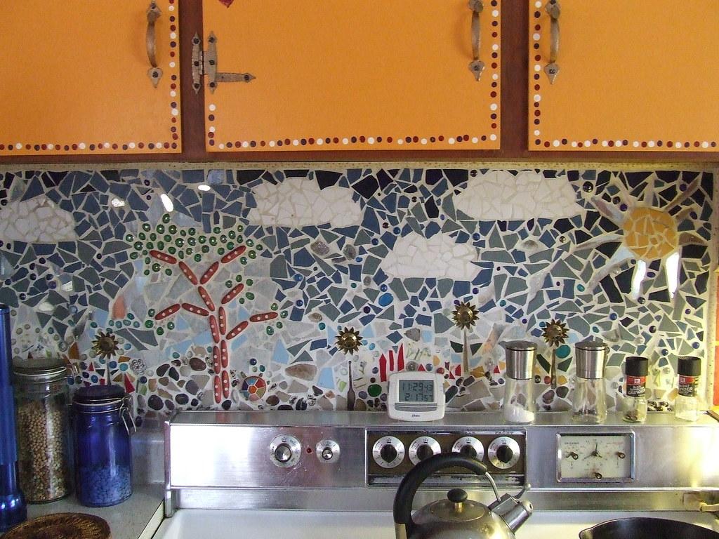 Фартук на кухне своим рукам 286