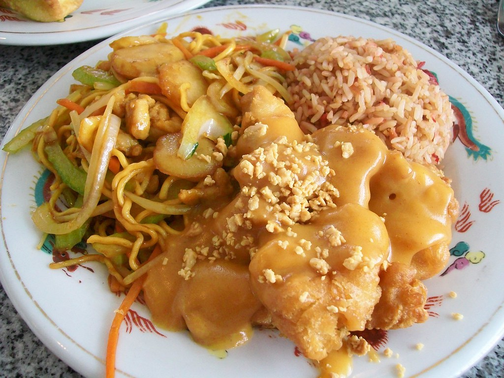 Almond Chicken Chinese Food Recipe