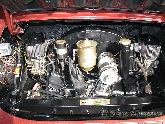 1969 Porsche 912 1750cc Engine A Mighty Nice Looking