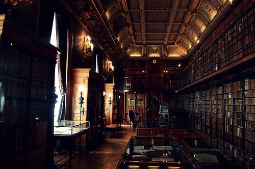 Library | by Babette S.