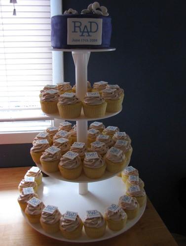 Cinnamon Vanilla Wedding Cake Recipe