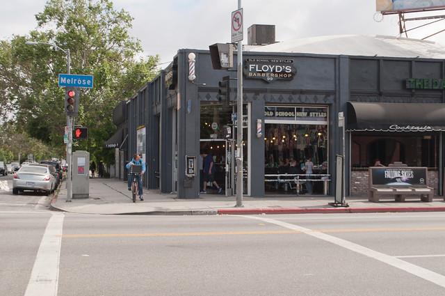 Floyd's Barber Shop, Melrose Avenue | Flickr - Photo Sharing!