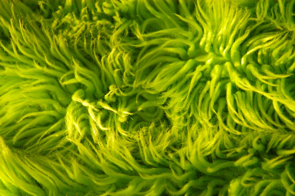 Lime Green Shag Rug Texture This Is Free To Use As A