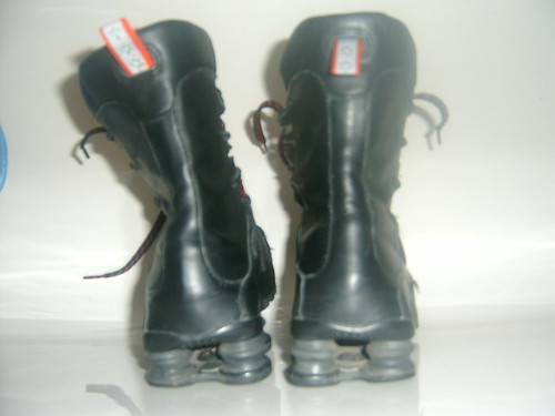 nike shox work boots