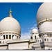 UAE  -  Abu Dhabi  -  Sheikh Zayed Mosque