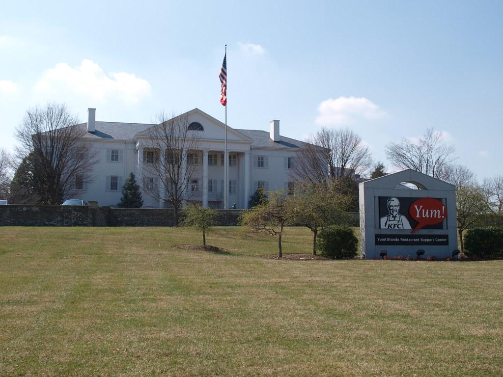 House Of Kfc Louisville Ky Headquarters Of Kentucky