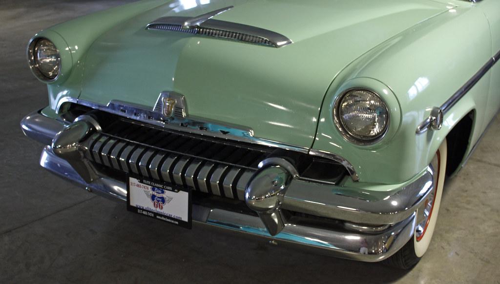 1954 Mercury Monterey 4 Door Sedan 1 Of 6 Photographed