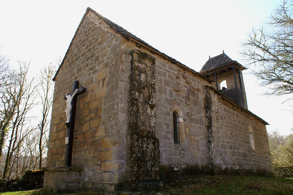SAINT JULIEN AUX BOIS (Corr u00e8ze) Chapelle Saint Pierre sur u2026 Flickr # Saint Julien Aux Bois