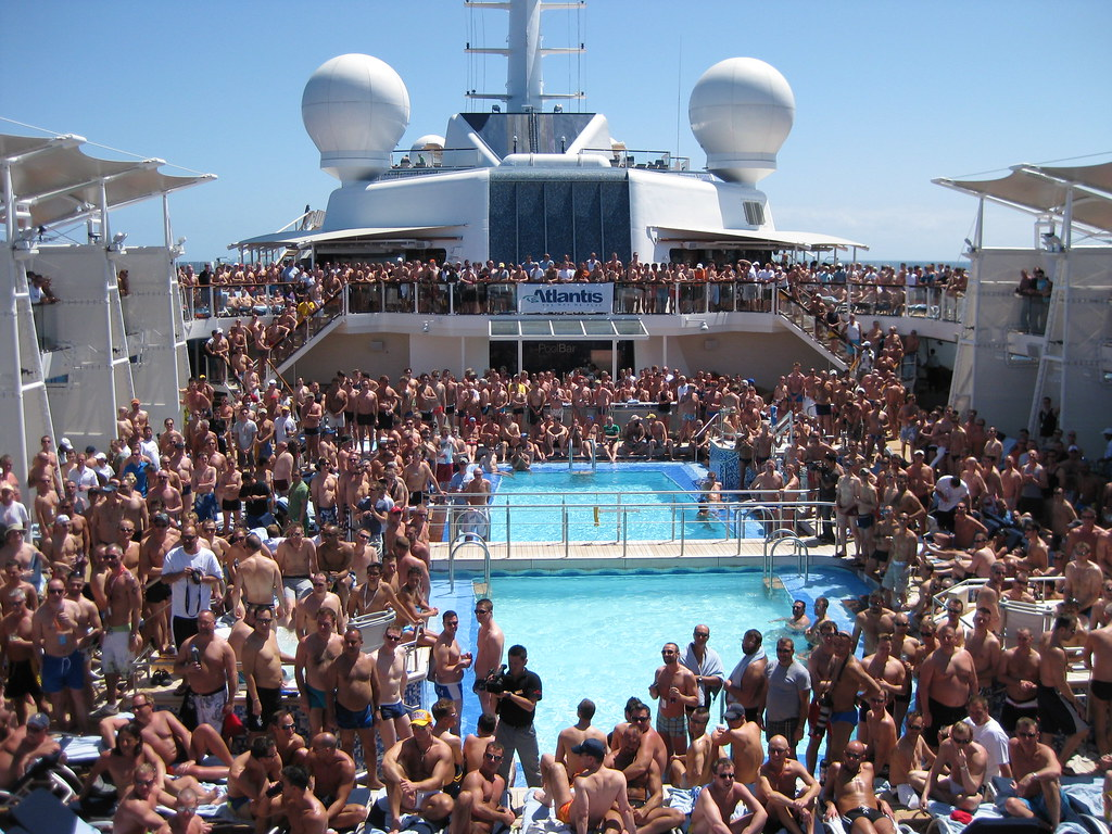 Celebrity Charters Solstice to Atlantis; Cancels March '09 ...