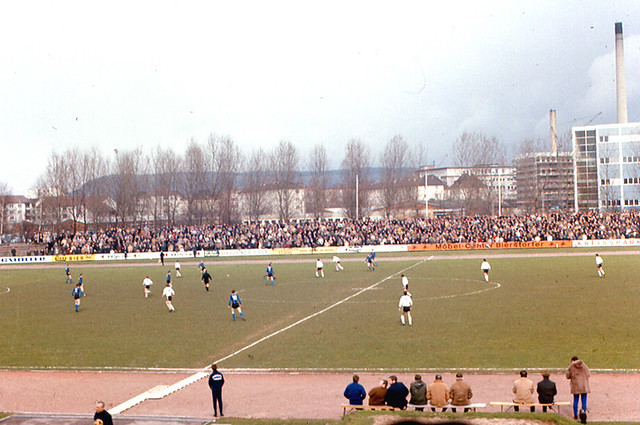 Soccer: VfR Heilbronn Vs. Waldhof Mannheim