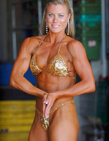 10- Extreme Body Building - Christine Roth   blogpaedia