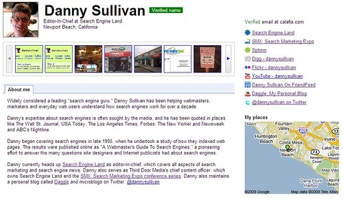 Danny Sullivan's Profile | by search-engine-land