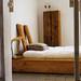 Italian Elle Decor, December 2004 - platform bed