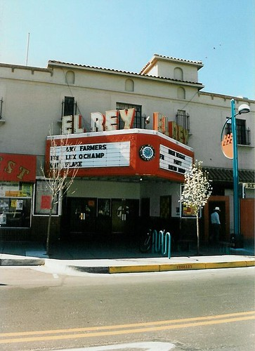 El Rey Theater Albuquerque NM 1995 | by kpdennis