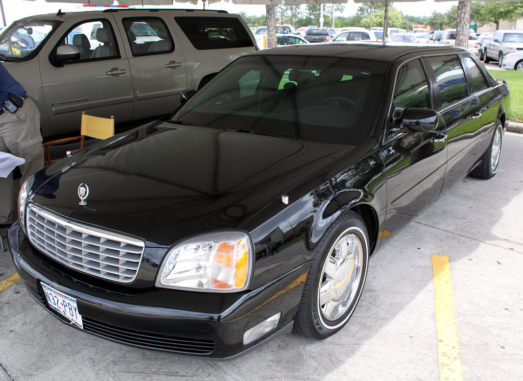 U S Secret Service Houston Office Limo Cadillac Flickr