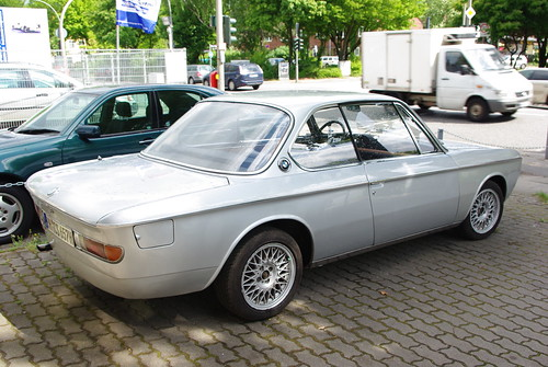 1967 Bmw 2000 Cs Coup 233 Typ 121 Jens Lilienthal Flickr
