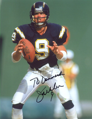 Jim Mcmahon Chargers Denmark Vea Flickr