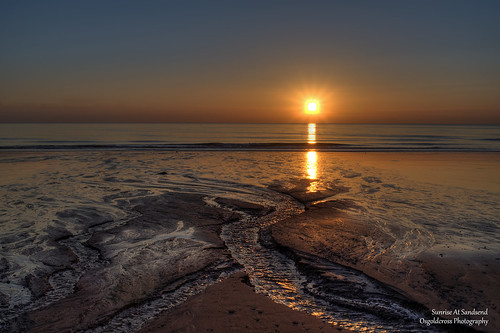 Sunrise At Sandsend | by Osgoldcross Photography