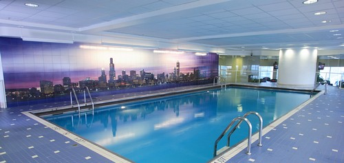 Swiss Tel Chicago Swimming Pool Swiss Tel Chicago Is An A Flickr