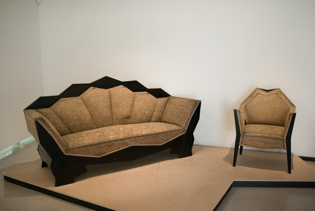 cubism furniture. Cubist Furniture At The Museum Of Czech Cubism | By Cphoffman42