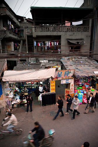 Chengdu backstreet market | by lewiz