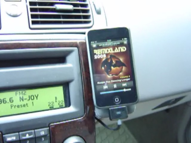 Volvo S40 IPOD Touch AUX   Selfmade AUX-Eingang am Volvo S40…   Flickr