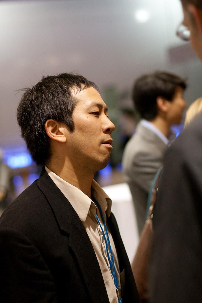 Greg Huang - Seattle 2.0 Awards | (CC) Randy Stewart, blog.s ...