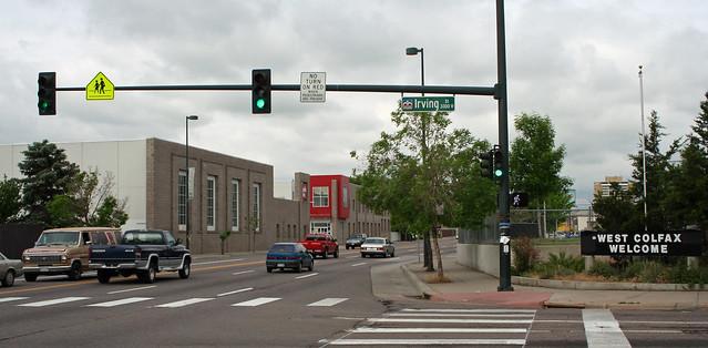 West Colfax Neighborhood History Denver Public Library History