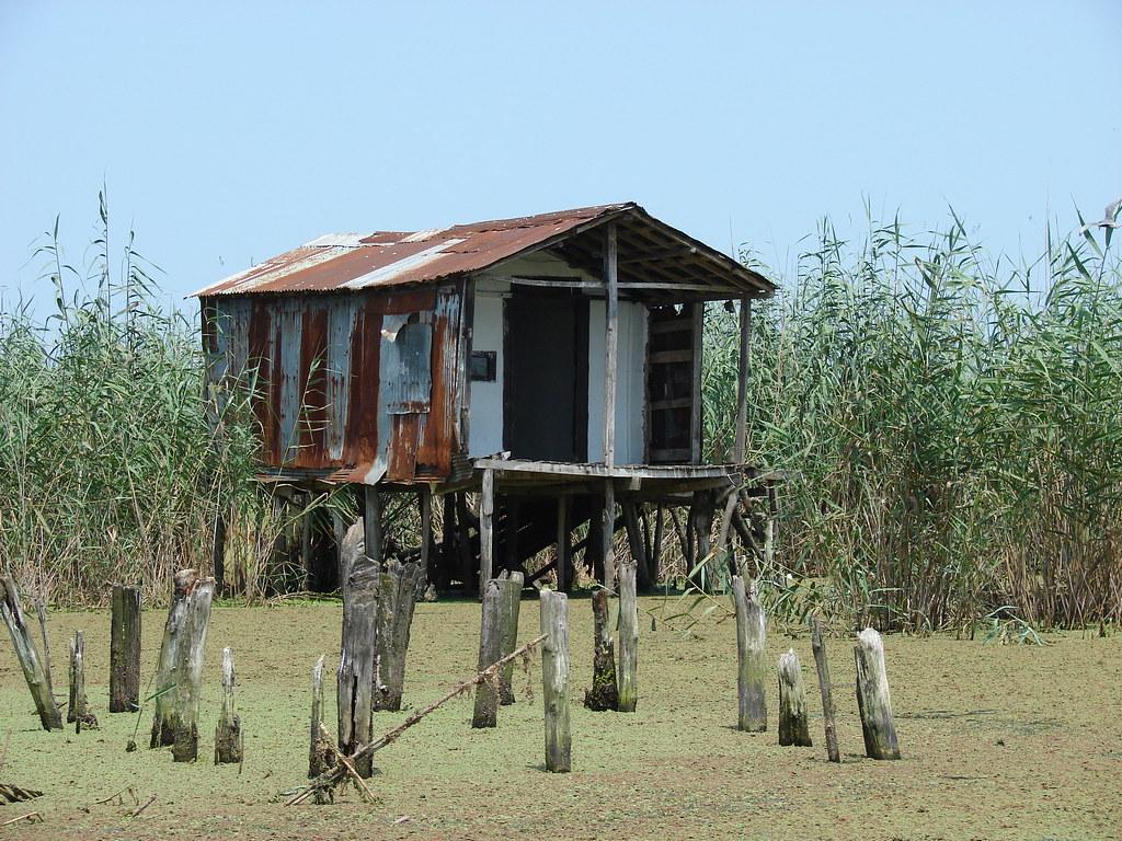 Swamp House Iran Anzali Anzali Swamp Last Click Flickr