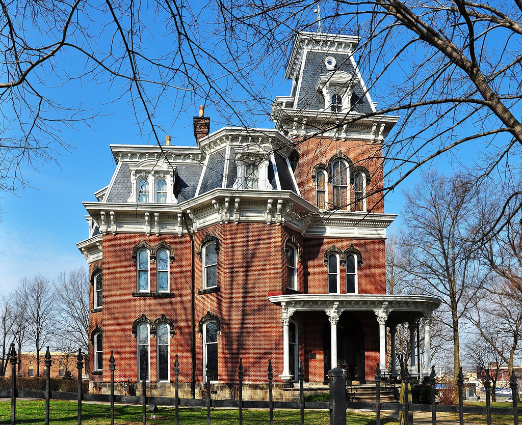 The Hower House This Magnificent Second Empire