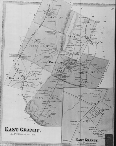East Granby. (Petersen Collection) | by uconnlibrariesmagic
