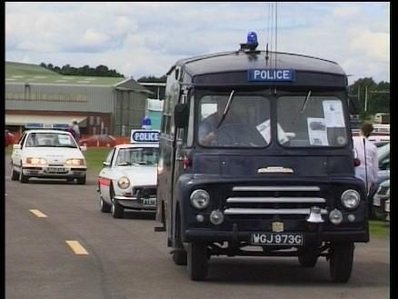 1968 Morris Black Maria 1968 Morris Ld Police Van 2 5d