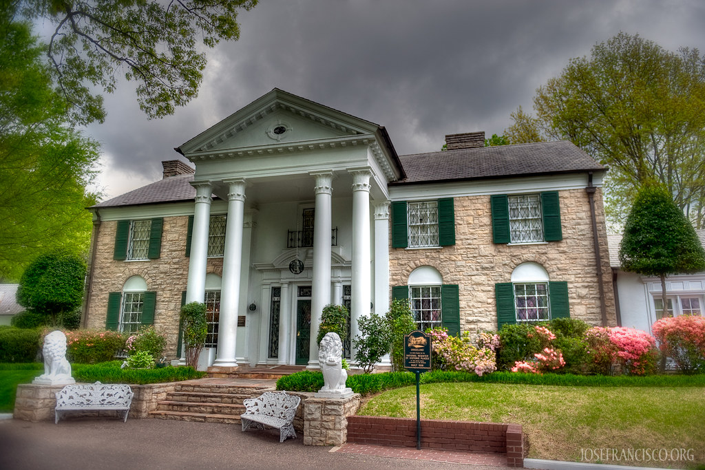 Graceland Mansion   Graceland is the name of the 13.8-acre ...