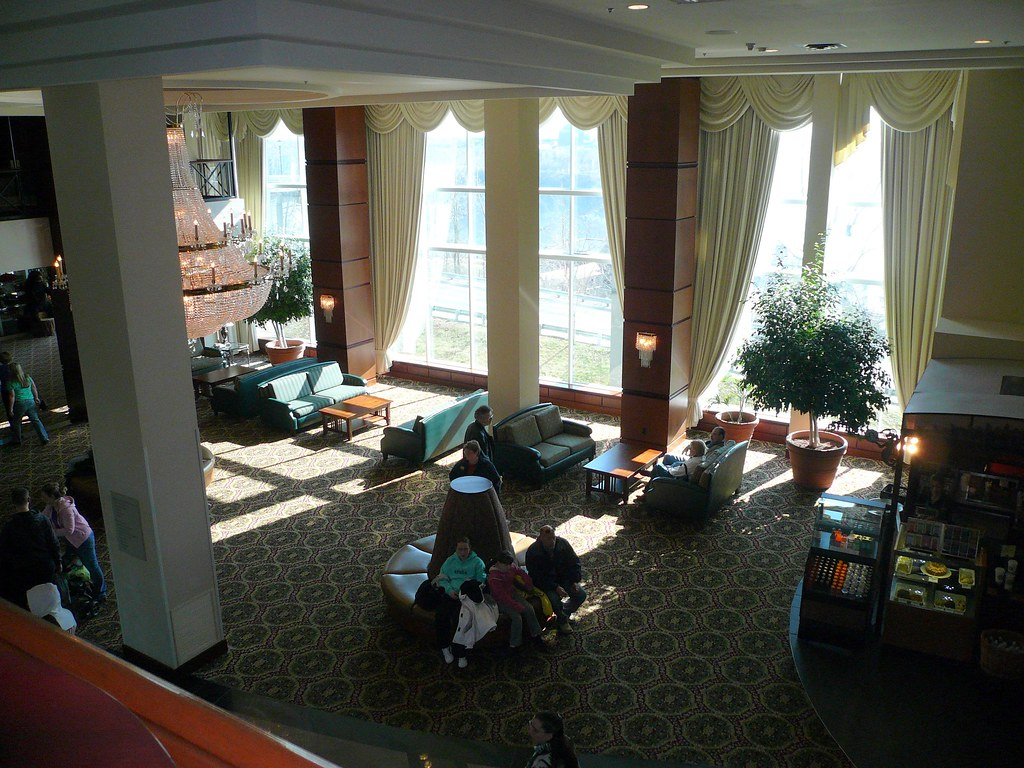 Marriott Fallsview Hotel And Spa