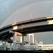 Rainbow over The Rainbow Bridge!
