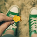 Buttercups & Converse
