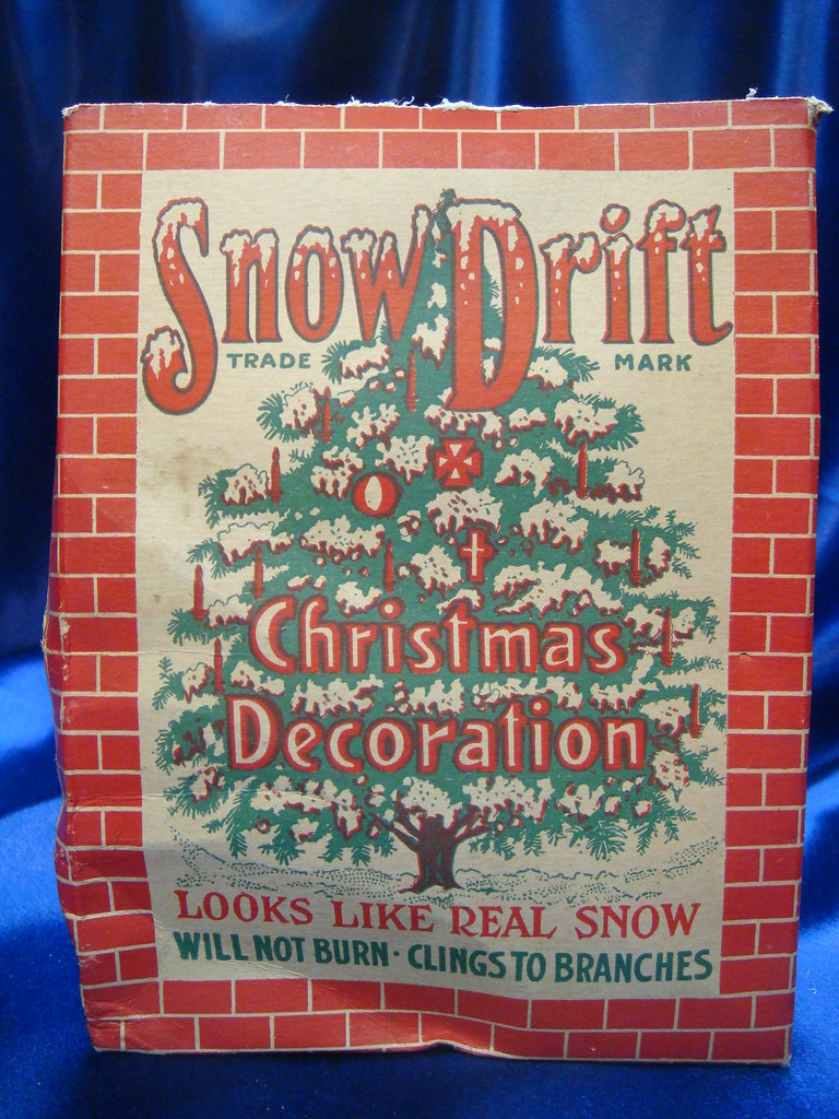 More Asbestos Snow Not All Vintage Products That Contain