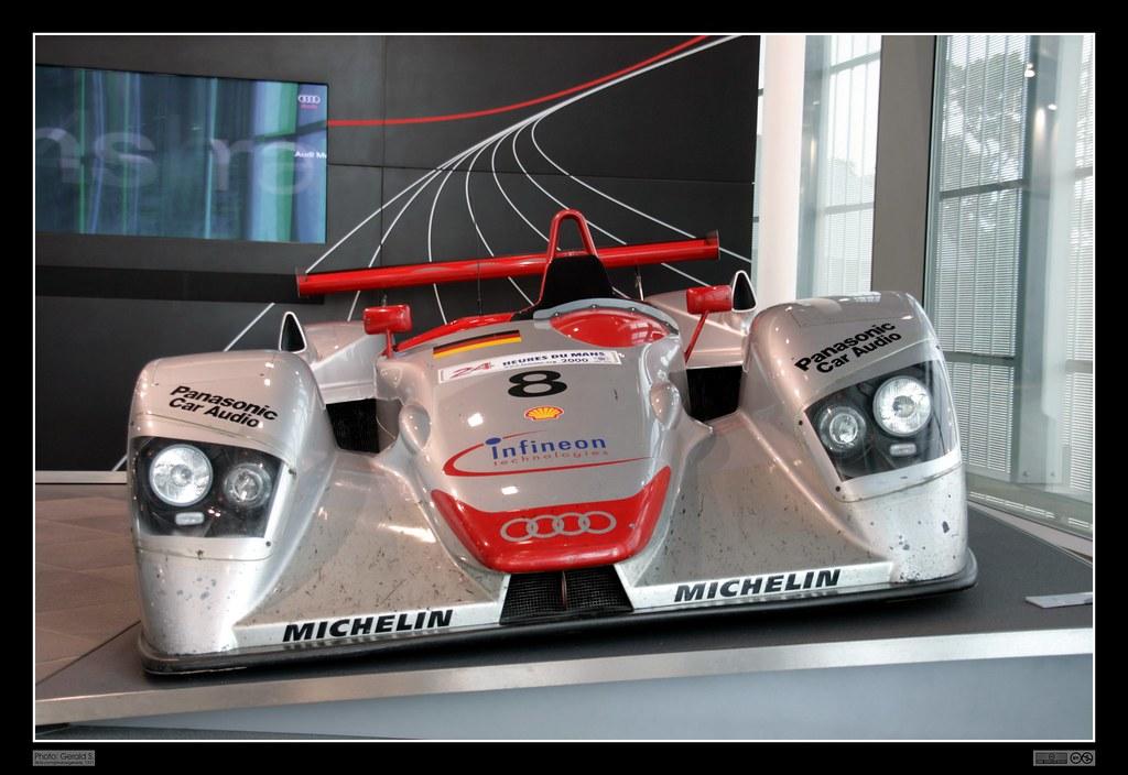 2000 Audi R8 Le Mans Prototype The Audi R8 Is A Sports