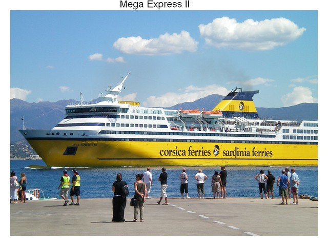 mega express ii corsica ferries mega express ii corsic flickr. Black Bedroom Furniture Sets. Home Design Ideas